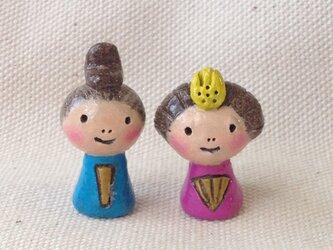 豆雛の画像