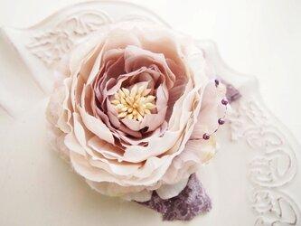 入園入学卒業、結婚式にエレガントコサージュ・ピオニーLGの画像