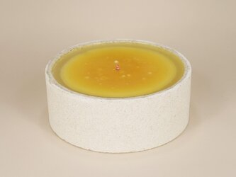 BOSHI CANDLE (M)yellowの画像
