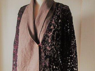 lace jacket / no.001の画像