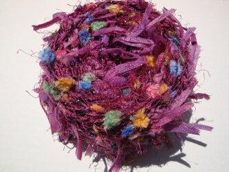 ポコポコヒラヒラモケモケ糸の画像