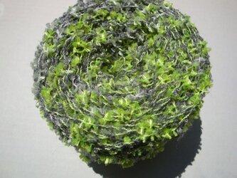 蛍光イエローフラッグヤーン&ループ糸の画像