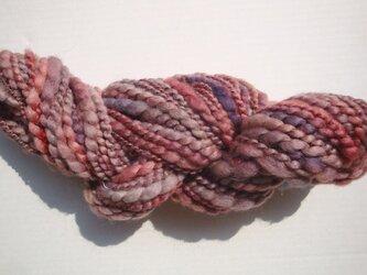 大人カラーのツイスト糸の画像
