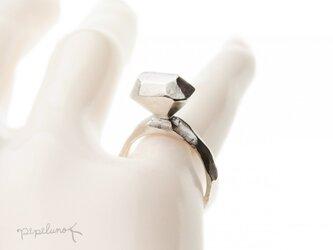 Silver925 宝石リング(ルース)の画像