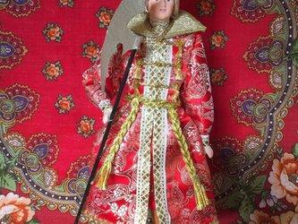 騎士のロシア人形2の画像