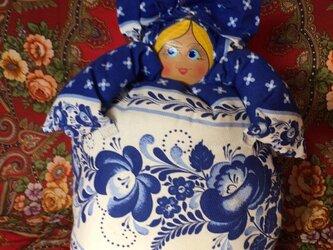 ロシア人形の画像