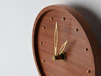 あずきなしの小さな時計の画像