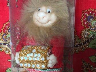 おじいちゃんのロシア人形1の画像