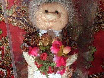 おばあちゃんのロシア人形2の画像