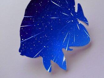 アートバレッタ(エンゼルフィシュ) 流星【送料無料】の画像