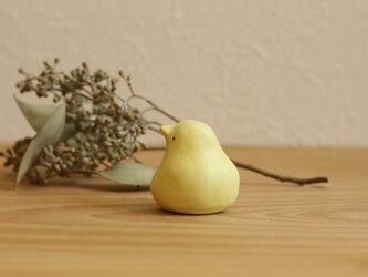 《受注制作》色ひよこ(きいろ)国産ヒノキの木箱入りの画像