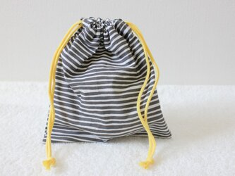 コップ巾着の画像