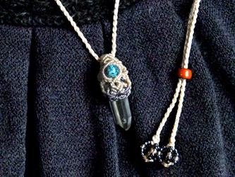 crystal sword × crysocolla / lavenderの画像