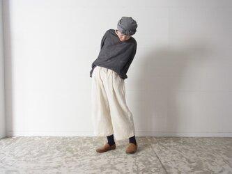 cottongarze pantsの画像
