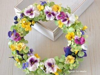 (再)すみれ すみれ すみれ no.3:wreathの画像