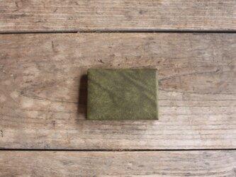 カード(名刺)入れ [facile] oliveの画像