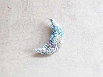 ブローチ*moon152lbの画像