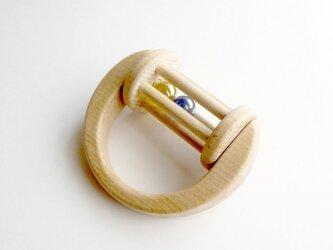 ガラコロ (ラトル、ガラガラのおもちゃ) 新作完成につき生産終了しました。の画像