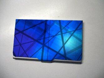アートカードケース(名刺入れ) 幾何4【送料無料】の画像