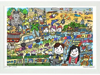 Route134 (A4frame)の画像