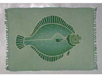 マツカワ(ランチョンマット)の画像