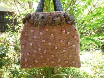 つぼみバッグ*ショコラ・ベリーの画像