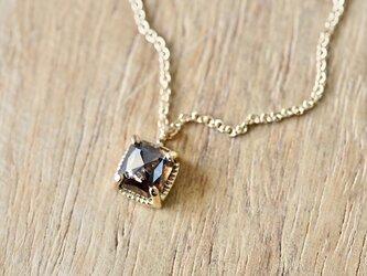 Chocolat Diamond Necklaceの画像