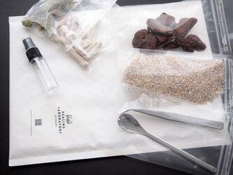 テラリウムキット for HEALING LABORATORYの画像