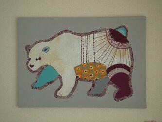 足フェチと白熊の画像