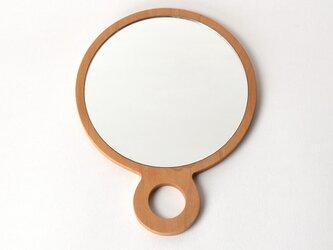 なしの手鏡の画像