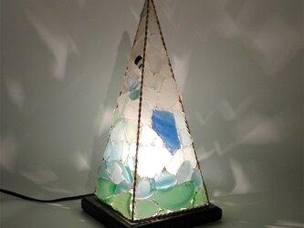 ピラミッドランプ L-7の画像