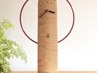 <ウイスキー樽からの贈り物> 置時計 TC-2 Ringの画像