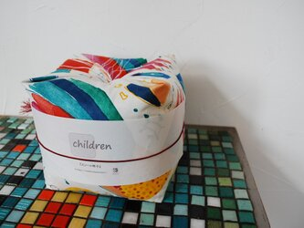 children『子供スツール椅子』中型の画像