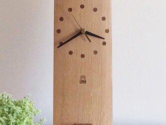 <ウイスキー樽からの贈り物> 置時計 TC-3 Trophyの画像
