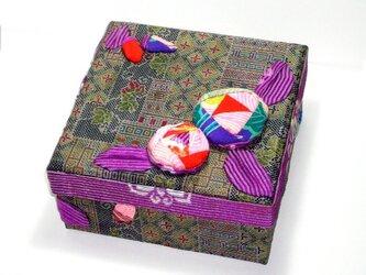 飾り箱 ー和バラーの画像