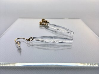 -Ice- long pierce/earringの画像