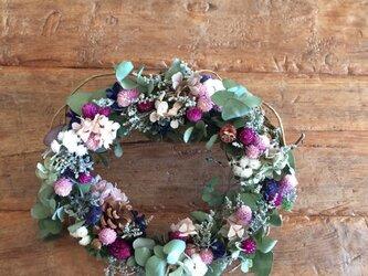 Garden wreatheの画像
