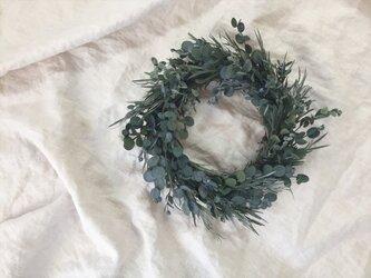 green wreath*02の画像
