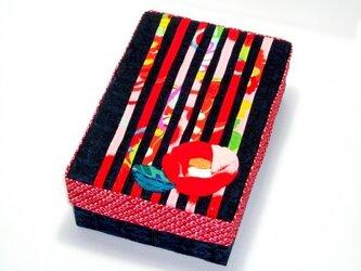 飾り箱 ー 椿 ーの画像