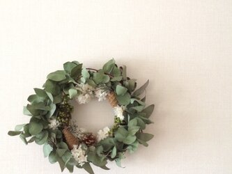 Green wreatheの画像