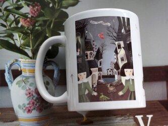 ドッペルゲンガー/マグカップの画像