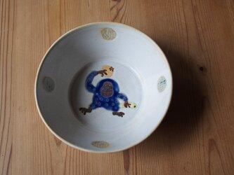 さるの深鉢の画像