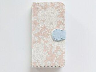 スマホケース/flowers_pinkの画像