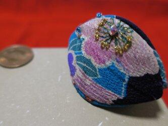 ジュエリーケース 携帯用 貝の口の画像