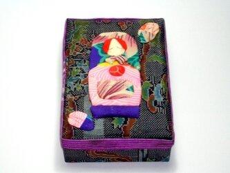 SALE!飾り箱 ーマトリョーシカ(momo)ーの画像