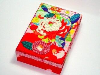 SALE! 飾り箱 ー椿(大)ーの画像