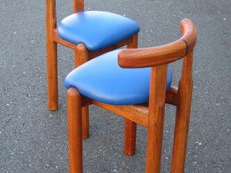 子ども椅子■NAGY 09-OKO(SP)■ W282xD275xH476(SH370)の画像
