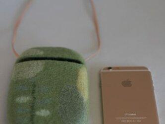 春のcocoon-Ⅰ(浅緑)Lサイズの画像
