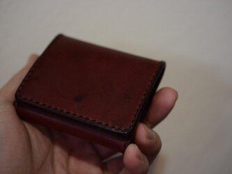 ボックス型コインケース の画像