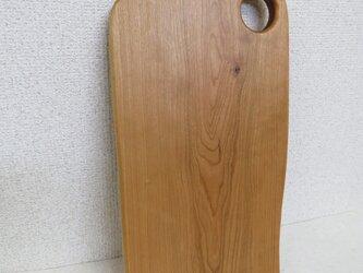 山桜(シウリ桜)のカッテングボード E (カッテングボートレイ)の画像